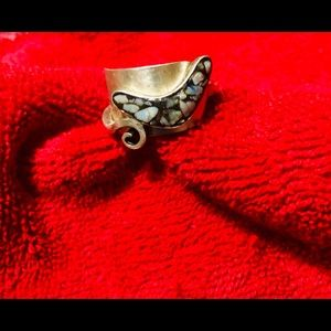 Handcrafted Antique Spoon Ring